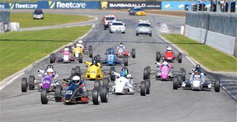Race 1 Turn 1