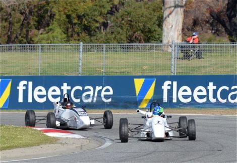 Race 3 Lead 4